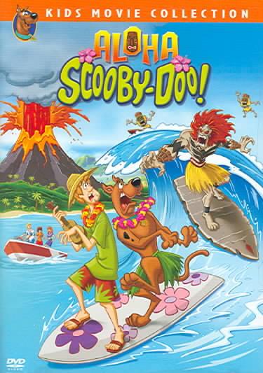 SCOOBY DOO:ALOHA SCOOBY DOO BY SCOOBY-DOO (DVD)